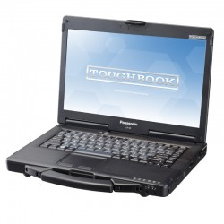 "Toughbook PANASONIC CF-53 CI5 4G 500GB LED14"" WWAN Ericcson"