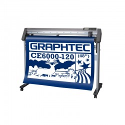 "Plotter GRAPHTEC CE6000-120 Cortador Vinil 122Cms 48"""