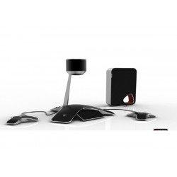 Teléfono VoIP Polycom CX5500 2200-63890-001 Videoconferencia 360º HD