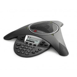 Telefono de Conferencia Polycom SoundStation IP 6000 con adaptador de CA 2200-15660-001