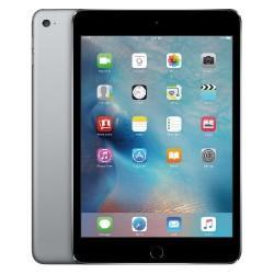 """iPad Mini 4 Apple MK762CL/A Wi-Fi Tec Cel 128GB LED 7.9"""" Gris Es"""