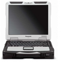 "Toughbook PANASONIC CF-31 Ci5 4G 500Gb W7/10 Pro LED13"" CF31"