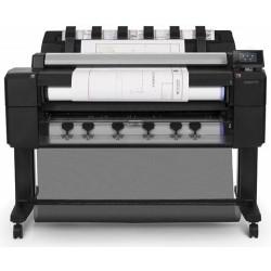 Plotter HP DesignJet L2Y25AÑB1K T2530 36IN MFP Obligatoria Instalación H4518E 500 GB Color Optimizada hasta 2400 x 1200 dpi