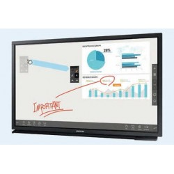 "Monitor SAMSUNG LH75DMERTBC/GO DM75E-BR (75"") 1920 x 1080 Direct LED USB HDMI DVI LAN inalámbrica Ethernet"