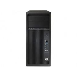 Workstation HP T4N38LT Z240MT Xeon E3-1225V5 3.3GHz 8GB 1TB Intel HD P530 DVD+RW W10 P