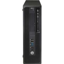 Workstation HP T4N40LT Z240SFF Xeon E3 1225v5 3.3 Ghz 4GB 1TB NVIDIA Quadro K420 2GB W10 P