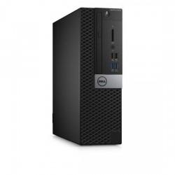 Desktop DELL Optiplex 3040 WVV3N SFF Ci5 4G 500Gb Win10pro DVD 3WTY