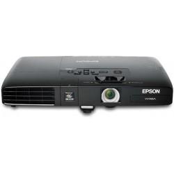Proyector EPSON V11H478120 Powerlite 1761W 3LCD 2600 Lumens WXGA Wireless Wi Fi HDMI USB