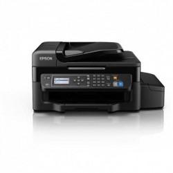 MFC EPSON C11CE90301 EcoTank L575 Inyección Impresora Copiadora Escáner Fax Wi Fi Ethernet USB.