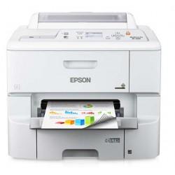 MFC EPSON C11CD47201 WF-6090 WorkForce Pro Inyección Impresora Copiadora Escáner Fax Wi Fi Ethernet USB
