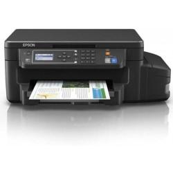 MFC EPSON C11CF72302 EcoTank L606 Inyección Impresora Copiadora Escáner Wi Fi USB