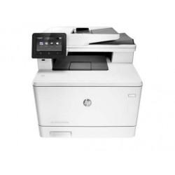MFC HP CF379A LaserJet Pro MFP M477fdw Color Imprime Copia Escanea Fax Wi Fi Ethernet USB.