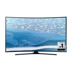 """TV SAMSUNG UN49KU6300 UHD SmartTV HDMI USB LED 49"""" Curvo"""