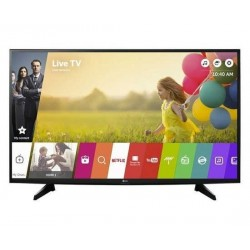 "TV LG 49UH6100 UH6100 49"" 4K LED Ultra HD 3840x2160 Smart TV HDMI Lan"