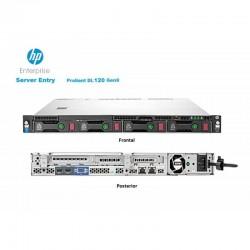 Servidor HPE 830011 ProLiant DL120 Gen9 Xeon E5-2603v4 6Core 15MB 8GB Ethernet
