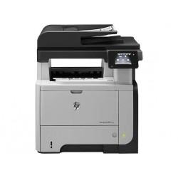 "MFC HP LaserJet Pro M521dn A8P79A Láser Copiadora Escáner Fax Pantalla touch 3.5"" USB Ethernet."