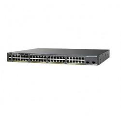 Conmutador CISCO WS-C2960XR-48TS-I Ethernet Catalyst 48 Puertos Gestionable Capa 3