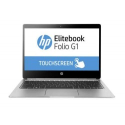"Laptop HP EliteBook Folio G1 V8M25 Core M 5-6Y54 8GB LPDDR3 SSD 256GB LED 12.5"" HD Graphics U Óptica No Incluida W10 Pro"