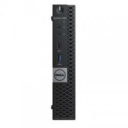 Desktop DELL Optiplex 7050 Micro 210-AKOM Ci5-6500T 8G 256Gb USB HDMI DisplayPort Win10 Pro