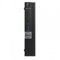 Desktop DELL Optiplex 7050 Micro YNH77 Ci5-7500T 4G 500Gb Win10 Pro