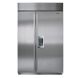Refrigerador Congelador Sub-Zero BI-48S Duplex Fabrica Hielo Compresor Dual