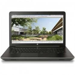 """Workstation HP ZBook 17 G3 W0R43LT Xeon E3-1535m 32GB DDR4L 256 GB SSD + 1 TB LED 17.3"""" Nvidia Quadro 8GB W7-10 Pro"""
