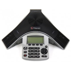 Teléfono POLYCOM SoundStation IP5000 POE Expandable Para Conferencia 2200-30900-025