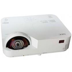 Proyector NEC M353WS DLPWXGA 1280x800 3500 Lúmenes Tiro Corto 3D USB HDMI