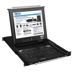 "Switch TRIPP-LITE B020-016-17-IP KVM 16 Puertos con Consola LCD 17"""
