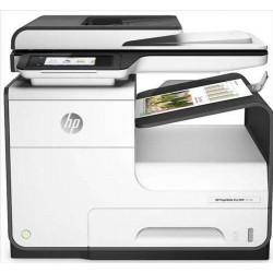MFC HP PageWide Pro 477DW D3Q20C Inyección Resolución 1200 x 1200 ppp Impresora Copiadora Escáner Fax Ethernet WiFi USB.