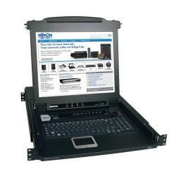"""Switch TRIPP-LITE B020-008-17 KVM de 8 Puertos con Consola LCD 17"""""""
