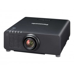Proyector PANASONIC PT-DZ870ULK DLP WUXGA 8,500 Lumenes HDMI USB VGA DVI-D LAN Negro WiFi Opcional