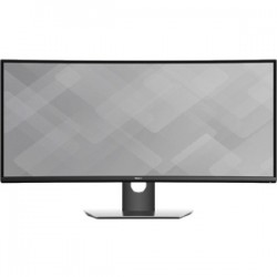 "Monitor DELL U3417W 210-AIYZ UltraSharp Curvo LED 34"" 4k 60Hz DisplayPort Mini DisplayPort HDMI USB"