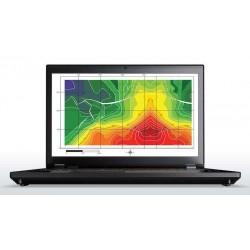 """Laptop LENOVO ThinkPad P70 20ESA04X00 Xeon E3 1505M 8 GB DDR4 SSD 512 GB 17.3"""" Nvidia Quadro M3000M U Óptica DVD RRW W10 Pro."""
