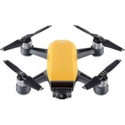 Combo Drone DJI Spark Fly 12MP HD CMOS 1 / 2.3 Wi Fi Amarillo CP.PT.000900