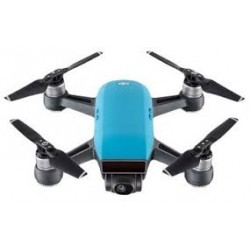 Combo Drone DJI Spark Fly 12MP HD CMOS 1 / 2.3 Wi Fi Azul CP.PT.000902