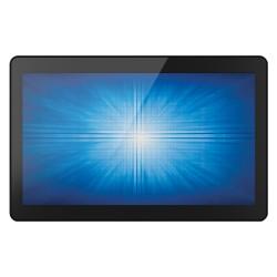 "AIO ELOTOUCH E970376 I-Series LED 15.6"" Wide CeleronN3160 Win10 Capacitive 10-touch Zero-bezel Gray"