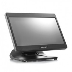 "Monitor POSIFLEX PS-3316 LCD 15.6"" TouchScreen Intel J1900 2.0GHz 4G Disco Solido 128Gb LAN RJ-45 USB VGA Win 7"