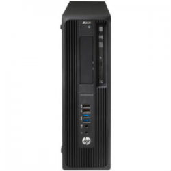 WorkStation HP Z240 3SE78LA ABM Intel CI7-7700 1TB 16GB NVIDIA 2GB Windows 10 Pro