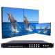 "Solucion VideoWall LG 55LV35A 2x2 LED 55"" FullHD 24/7 1.5mm Bezel Ethernet HDMI DVID USB"