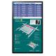 "Monitor Interactivo Aquos Board SHARP PN-L805H 80"" 4K UltraHD Capactive Touch 24/7 HDMI DisplayPort 3-Year Limited Warranty"