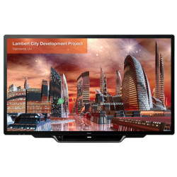 "Monitor Interactivo Aquos Board SHARP PN-L805H 80"" 4K UltraHD Capactive Touch 24/7 HDMI DisplayPort 3-Year Limited Warranty"