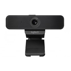 Webcam LOGITECH 960-001075 con Micrófono C925e USB 2.0 Negro