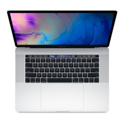 MacBook Pro APPLE MR962E/A 15¨ i7 6 núcleos 2.2 GHz 4.1 GHz Plata