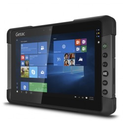 Tablet GETAC T800 8.1'' 2GB Intel Atom x7-Z8700 4GB Win 10 Pro LAN inalámbrica Bluetooth