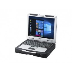 "ToughBook PANASONIC CF-3120119TP CF-31 13"" 8Gb 256 Gb SSD Win10 Pro iCore i5 3yrs Wrrty"
