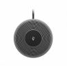 Micrófono de Expansion para Logitech MeetUp, Alámbrico, Negro/Gris