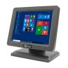 "Monitor Touch EC Line EC-TS-1210 - 12"" - 1024 x 768 - USB - Negro"