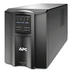 APC SMT1500C sistema de alimentación ininterrumpida (UPS) Línea interactiva 1440 VA 1000 W 8 salidas