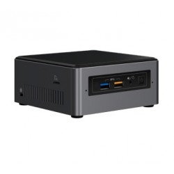 Intel NUC NUC7I3BNH i3-7100U 2,4 GHz Negro BGA 1356